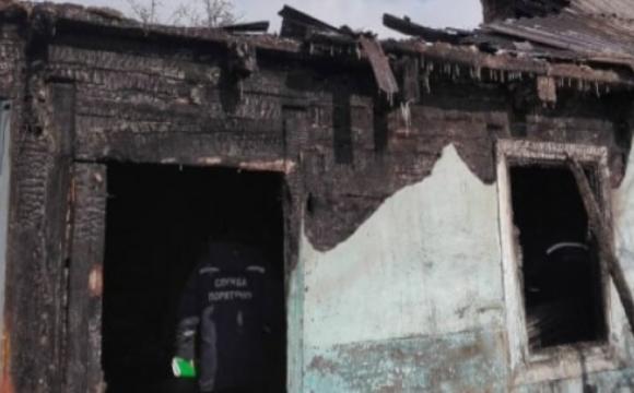 18-річний волинянин задушив свою бабусю і підпалив будинок. ВІДЕО