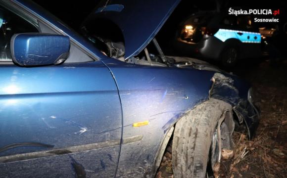 Погоня зі стрільбою: п'яний українець вкрав BMW і втаранив ним авто поліції. ФОТО