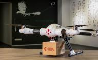 «Нова пошта» почне доставляти посилки дронами