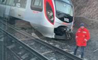 Опубліковано відео з місця аварії поїзда Інтерсіті