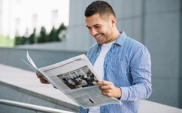 Нове життя для старих газет: 9 корисних лайфхаків використання їх у побуті