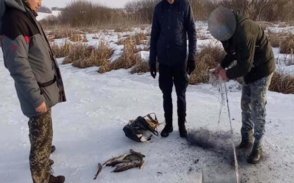 На Волині за тиждень - 20 випадків браконьєрства риби