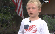 У США 7-річний хлопчик годину плив до берега, щоб врятувати рідних: їх віднесло течією. ФОТО