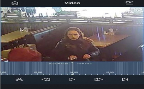 У Луцьку 2 відвідувачів кафе пішли, не заплативши за рахунком. ФОТО