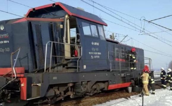 Потяг «Інтерсіті» у Польщі зіткнувся з локомотивом