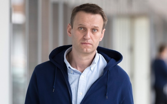 Навального оголосили в розшук в Росії