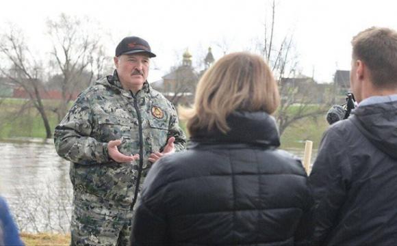 Лукашенко заявив, що на його дітей готували замах