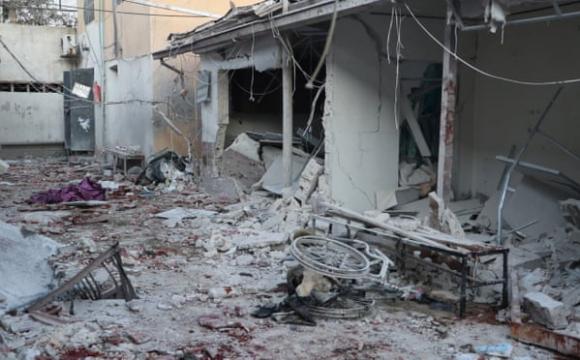 Через стрілянину у лікарні Сирії загинуло 18 людей