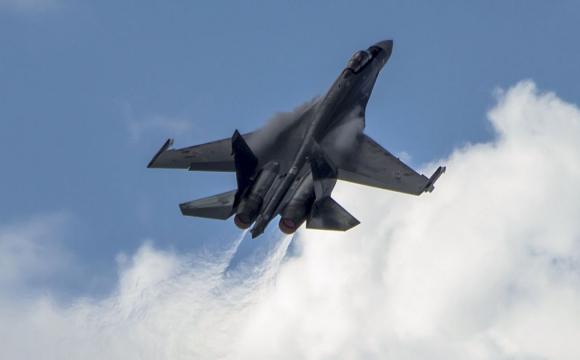 Літаки тайваньських ВПС перехопили десятки китайських військових літаків