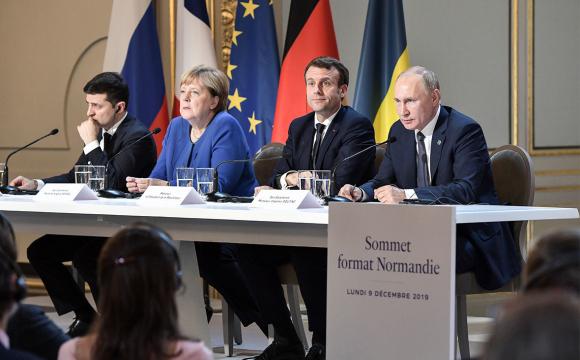 Україна виконала всі умови для наступного нормандського саміту