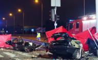Автівку розірвало навпіл: у моторошній аварії загинули троє українців у Польщі