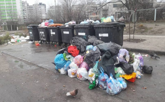 У Луцьку скаржаться на нелегальні звалища сміття