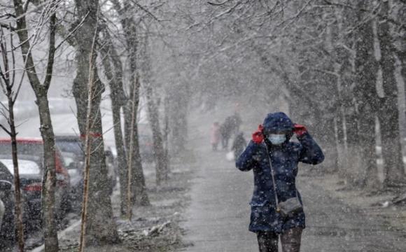 В Україну суне сніг з 11-градусними морозами: де буде найхолодніше