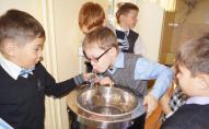 У навчальних закладах Волині - перевищений вміст заліза у питній воді