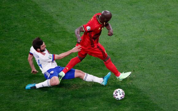 «Були вдома і програли»: як Росія поступилася Бельгії на Євро-2020