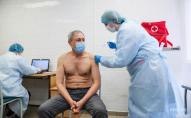 В Україні збільшився темп вакцинації