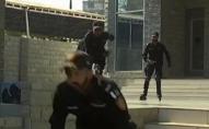 Копи на роликах: спецзагін поліції ловитиме порушників у вузьких провулках. ВІДЕО
