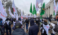 ФОПи протестують на Майдані