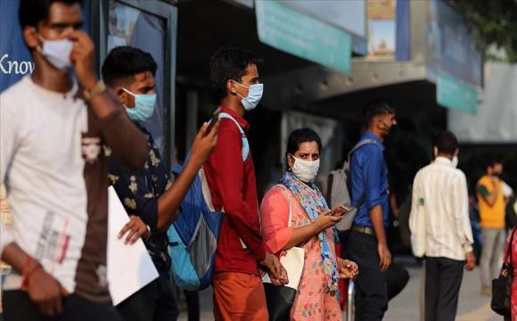 В Індії зареєстрували понад 10 мільйонів випадків зараження коронавірусом