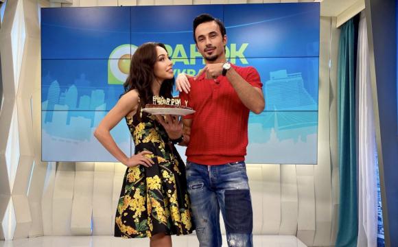 Телеведуча вибачилася перед Катериною Кухар у день народження її чоловіка