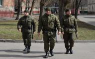Нацгвардійці посилено патрулюватимуть вулиці Луцька