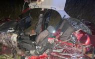 На Волині вантажівка зіткнулася з легковиком, є загиблі. ФОТО
