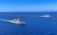 США направляють два військові кораблі в Чорне море