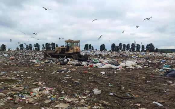 Як у Брищі зі сміття роблять «зелену» енергію