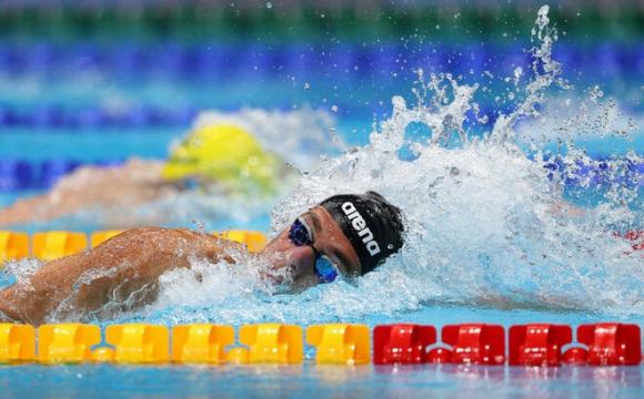 Олімпіада-2020: українець у Токіо встановив олімпійський рекорд!