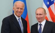 Байден поговорив з Путіним про Україну