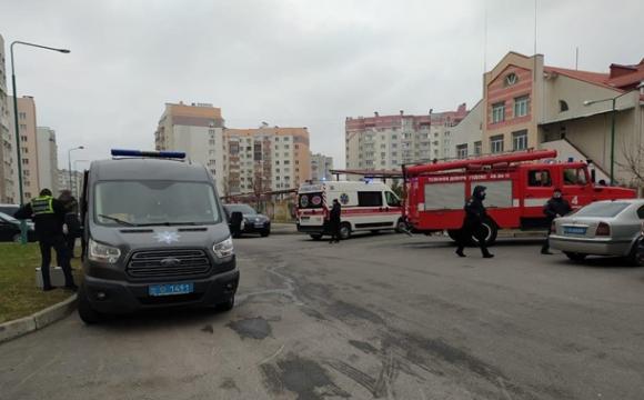 У дитячому садку вибухнула саморобна петарда - МВС. ФОТО
