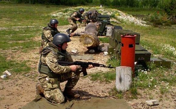 На Волині неподалік кордону з Білоруссю стріляють