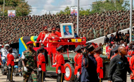 Під час прощання з президентом Танзанії загинуло 45 людей