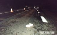 Смертельна ДТП неподалік Горохова: вантажівка збила жінку. ФОТО