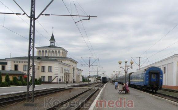 Жінка влаштувала п'яний дебош у поїзді «Бахмут – Львів»