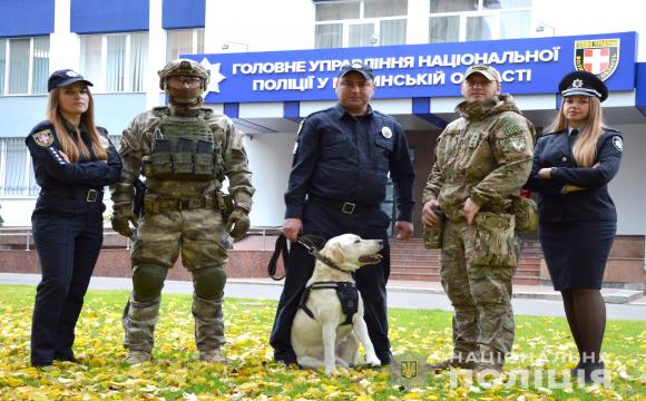 Волинська поліція запрошує на роботу