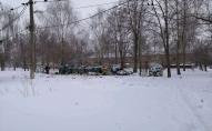 Нововолинськ потопає в смітті. ФОТО