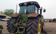 Тракторист підірвався посеред поля