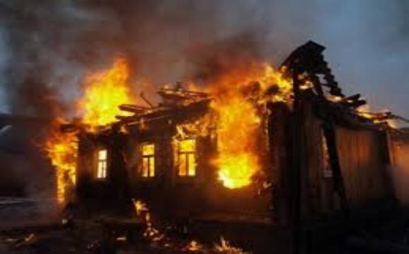 У Луцькому районі сталася пожежа