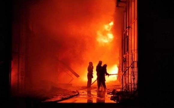 Під час пожежі в лікарні загинули мінімум десять немовлят