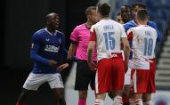 Расистський скандал у Глазго: футболіста «Славії» побили після гри