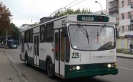 У Луцьку змінюють маршрут тролейбуса № 15-А