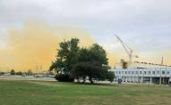 Вибухнув завод біля Луцька: «РівнеАзот»