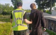 Навмисний вандалізм: 20-річний юнак розбив 59 могил. ФОТО