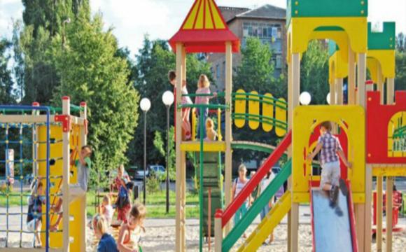У Луцьку виділять 2 млн гривень на дитячі майданчики
