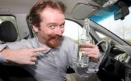 В Луцьку поліція зловила водія, в крові якого було в 12 разів більше норми спиртного. ВІДЕО