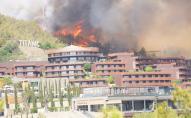 МЗС закликає українців не відвідувати Туреччину через лісові пожежі