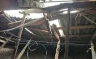 Аварійний дах на Львівській у Луцьку ремонтуватимуть: депутат розповів деталі. ФОТО. ВІДЕО