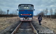 Трагедія на Волині: поїзд переїхав чоловіка. ФОТО