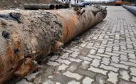 На п'яти метрах ділянки водогону у Луцьку виявили 11(!) поривів